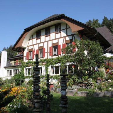 Haus | Frühling im Bürgisweyerbad