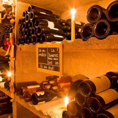 Keller | Weine im Weinkeller