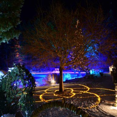 Lichtweg | Umgebung im Bürgisweyerbad