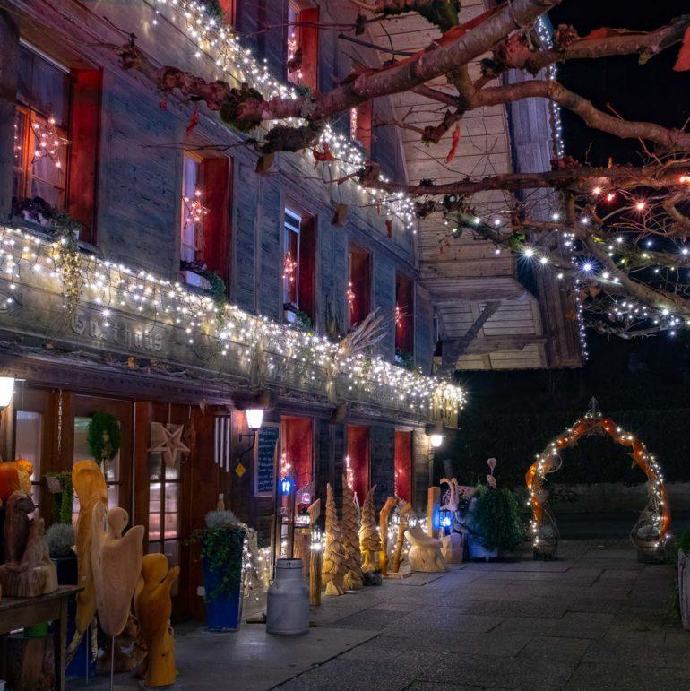 Lichtweg | Weihnachten im Bürgisweyerbad