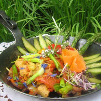 Speisen | Frühlingsgericht